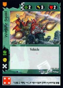 3x Warbike Squad