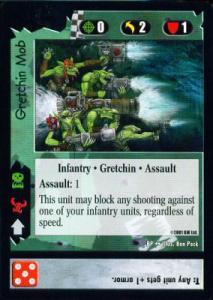 4x Gretchin Mob